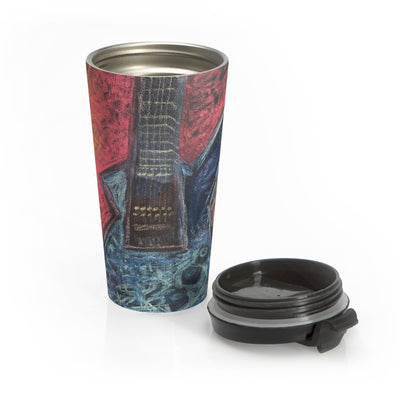 Rock This - Stainless Steel Travel Mug - EF Kelly Design