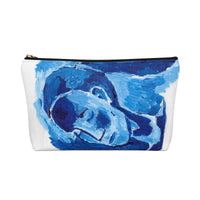 Blue Girl - Accessory Pouch with T-bottom - EF Kelly