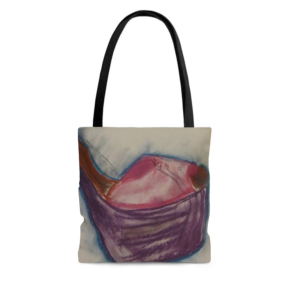 Wear Big Shoes - Tote Bag - EF Kelly
