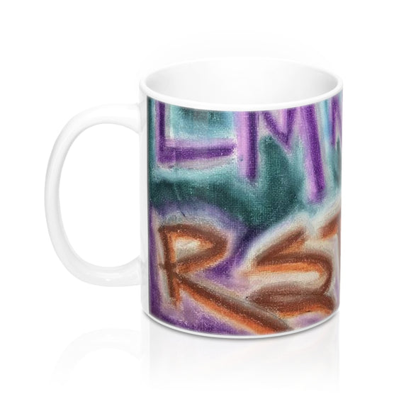ABZ - Mug 11oz - EF Design