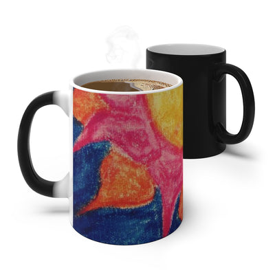 Sun Shiny Day - Color Changing Mug - EF Kelly