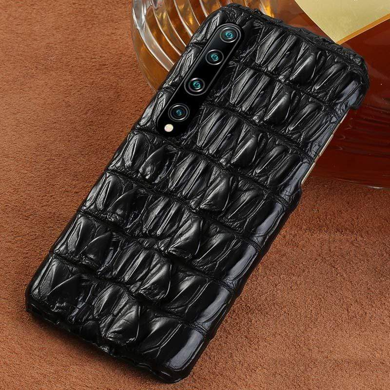 100% Real Crocodile Leather Case for Xiaomi - PhonesFashions