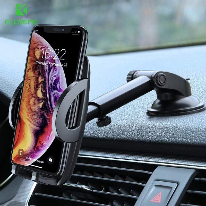 360 Degree Magnetic Car Mount Phone Holder - PHONES FASHIONS