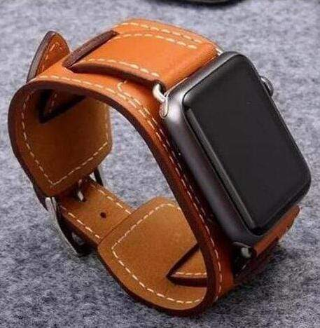 Apple Watch Leather Loop - PHONES FASHIONS