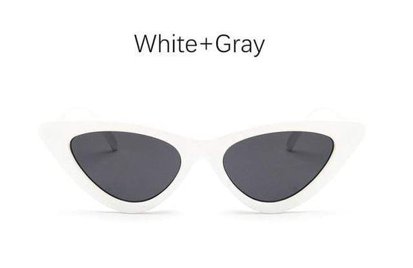 Cats Eye shade women fashion sunglasses - PHONES FASHIONS
