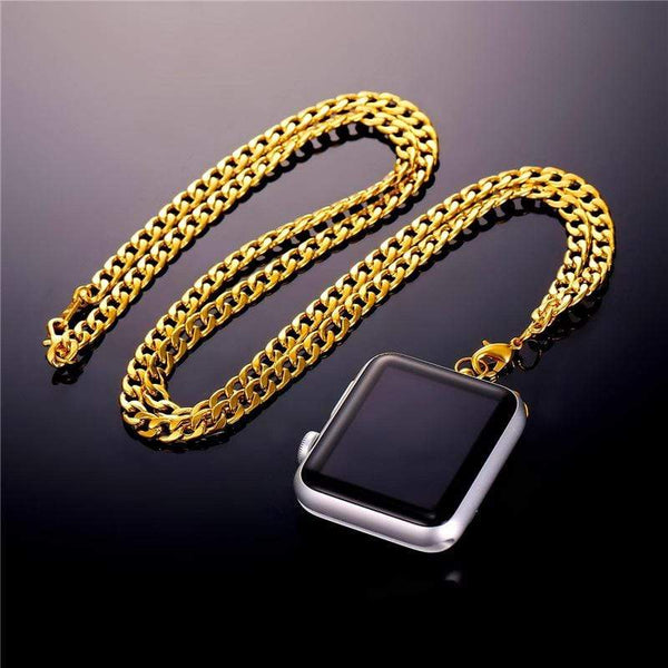 Chain Necklace For Apple Watch - PhonesFashions