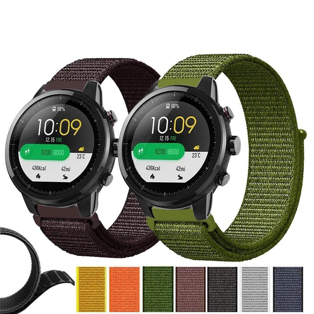 Colorful 22mm Watch Strap for Amazfit - PHONES FASHIONS