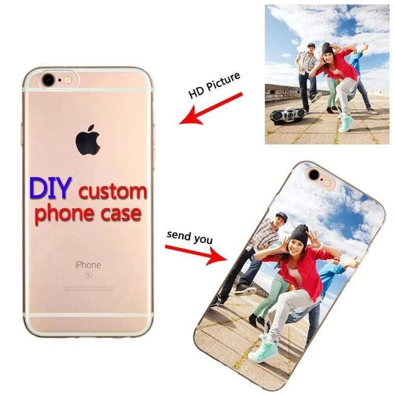 customized Printed Case for iPhone - PhonesFashions