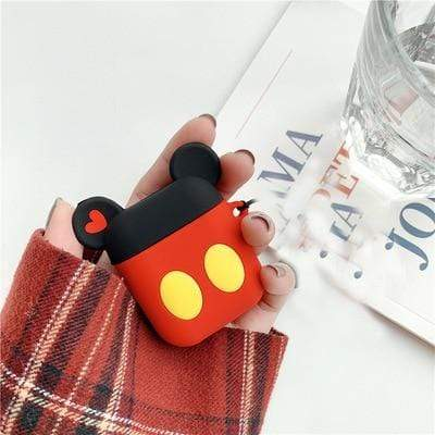 Cute Cartoon Airpods Case For Apple AirPods 2 - PhonesFashions