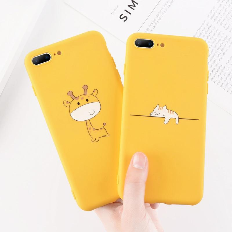 Cuty Caty iPhone Case - PHONES FASHIONS