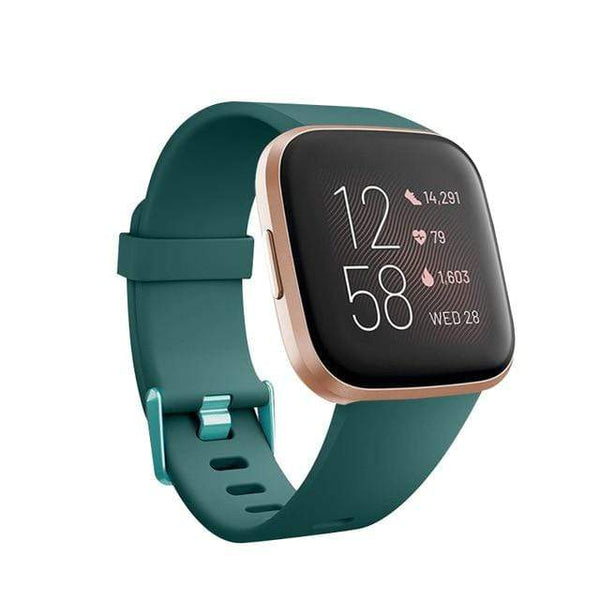 Fitbit Versa Soft Silicone Sports bracelet - PHONES FASHIONS