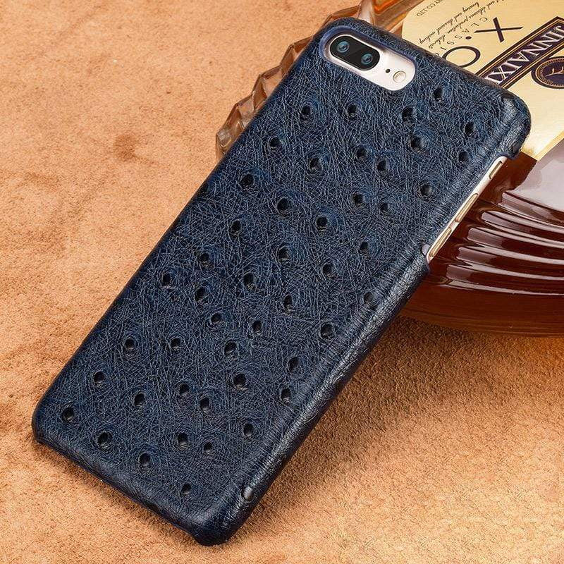 Genuine Cowhide Leather case for iPhone - PhonesFashions