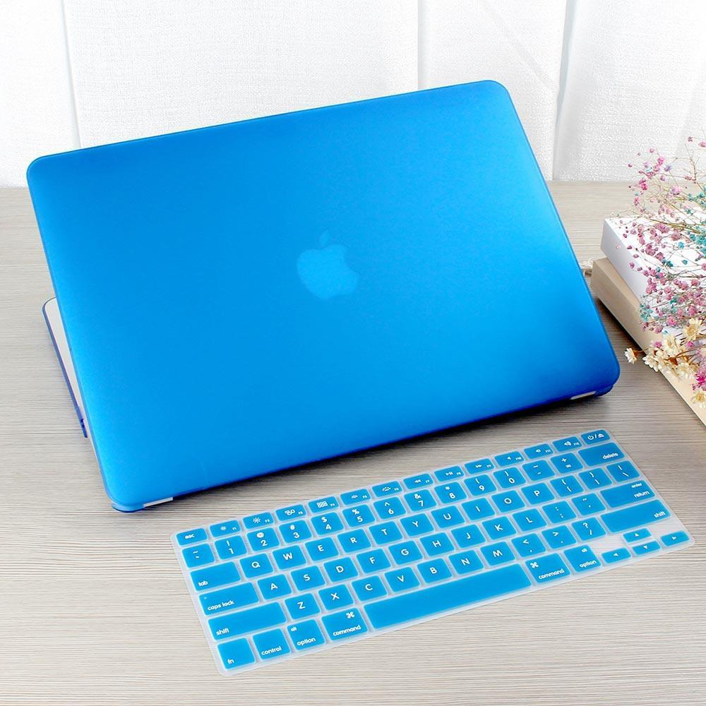Hard Case For Macbook With Free Keyboard Cover - PhonesFashions