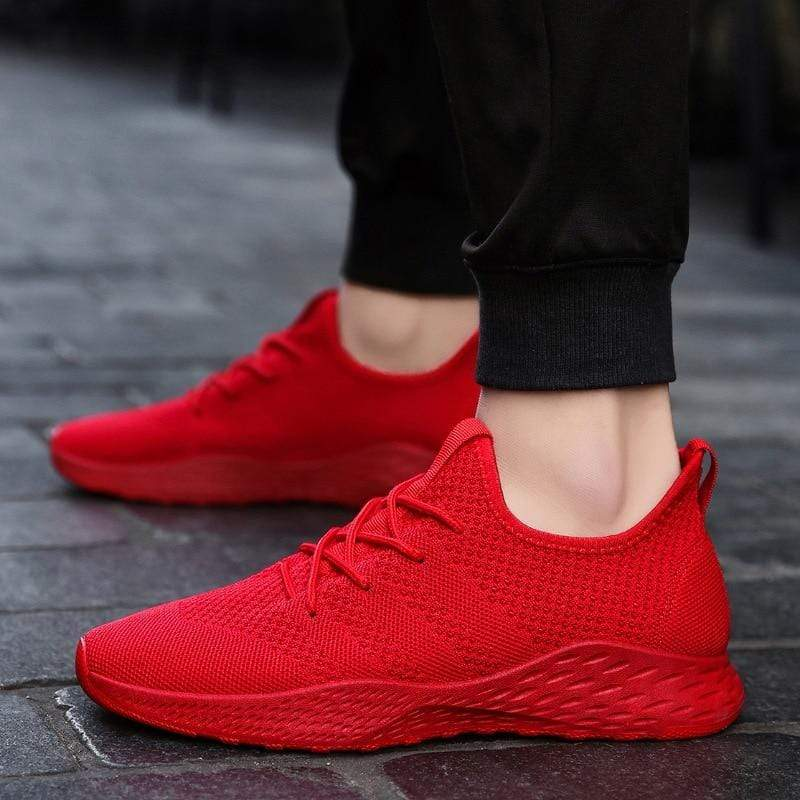 High Quality Breathable Men Sneakers Male Shoes - PhonesFashions