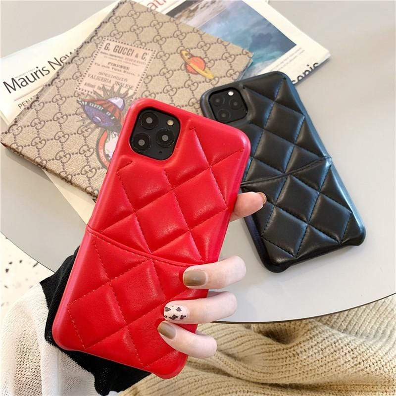 Luxury & Smooth Touch Case for iPhone - PHONES FASHIONS
