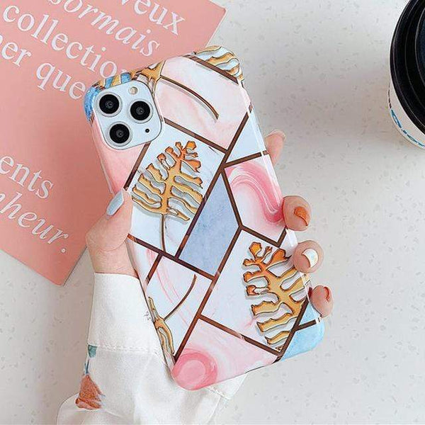Marvellous Marble iPhone Case - PHONES FASHIONS