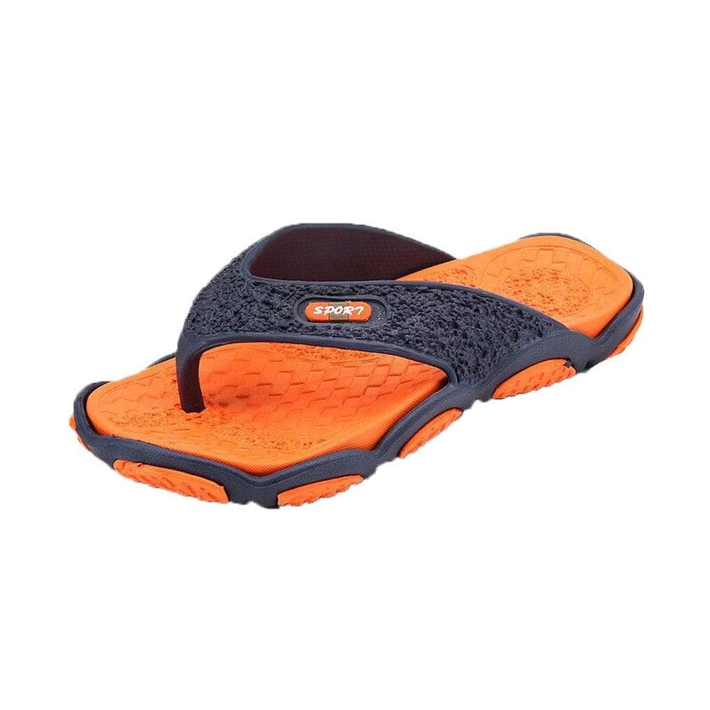 Men's Anti-slip Flip Flops Beach & Indoor Slippers - PhonesFashions