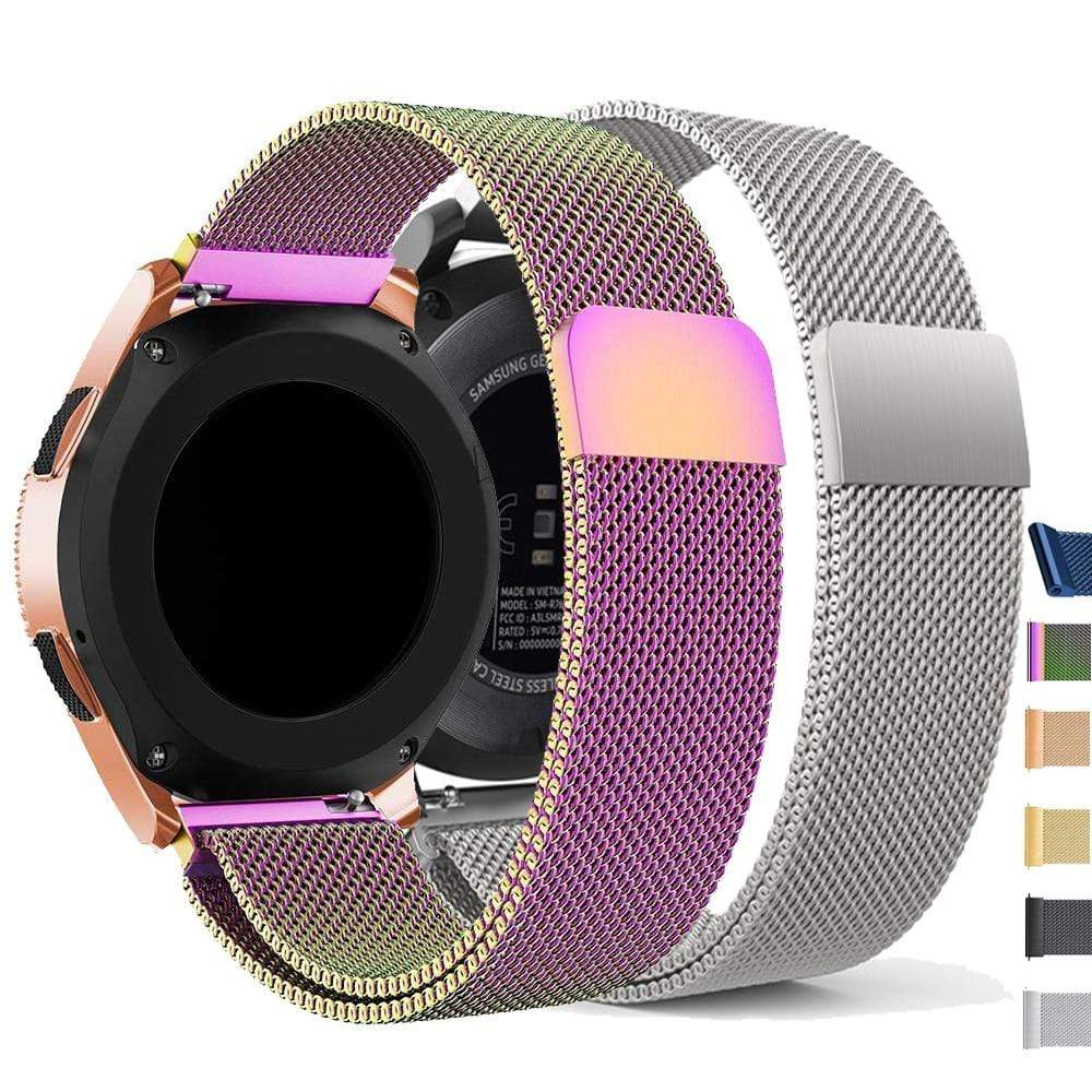 Milanese Loop band For Samsung galaxy watch - PHONES FASHIONS