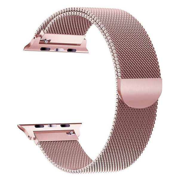 Milanese Loop Stainless Steel strap For Apple Watch - PhonesFashions