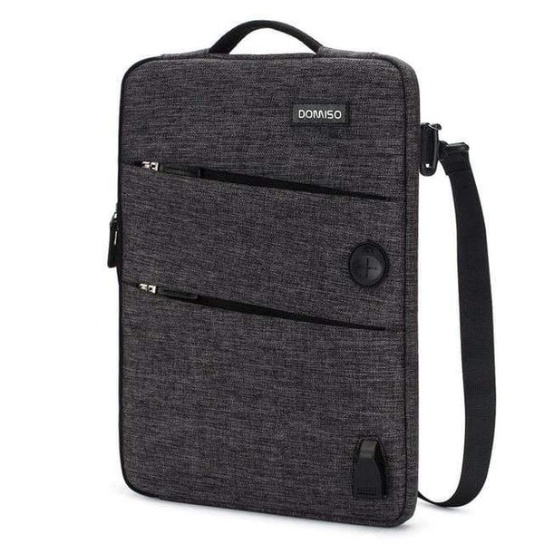 Multi-Functional Waterproof Business Messenger Bag with USB Charging Port - PhonesFashions