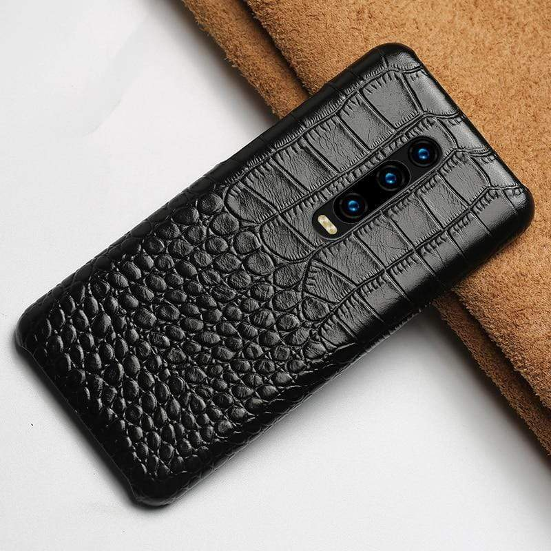 Natural Cowhide Leather case for Xiaomi - PhonesFashions