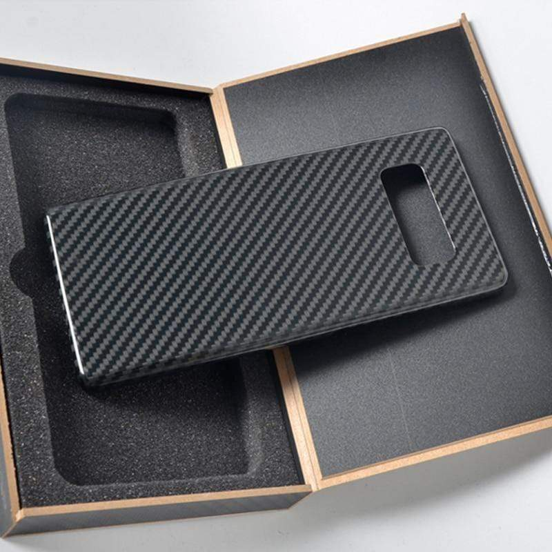 Original Carbon fiber phone case - PHONES FASHIONS