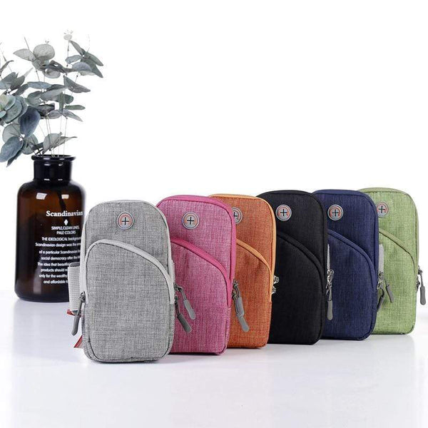 Oxford Cloth Outdoor Sports Arm Bag - PhonesFashions