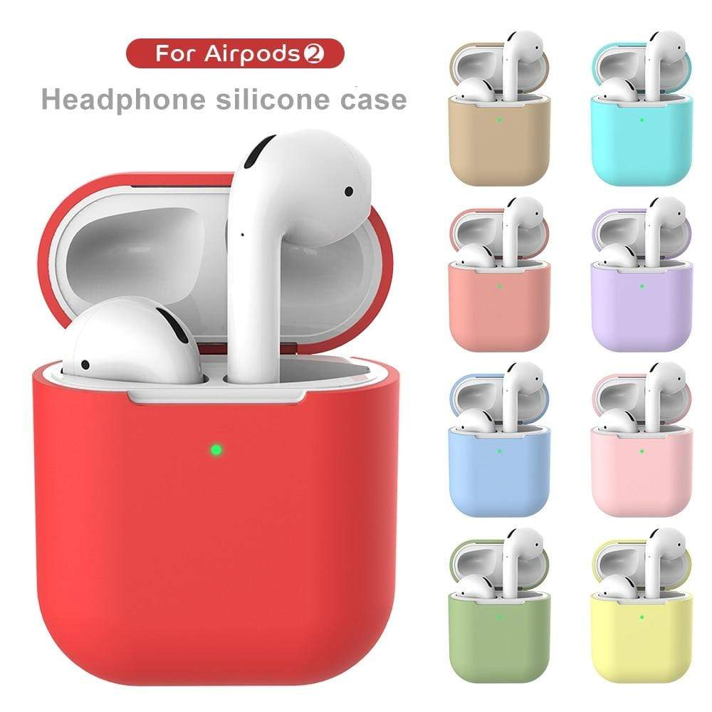 Pouch Protective AirPod Case For Apple AirPods 2 - PhonesFashions