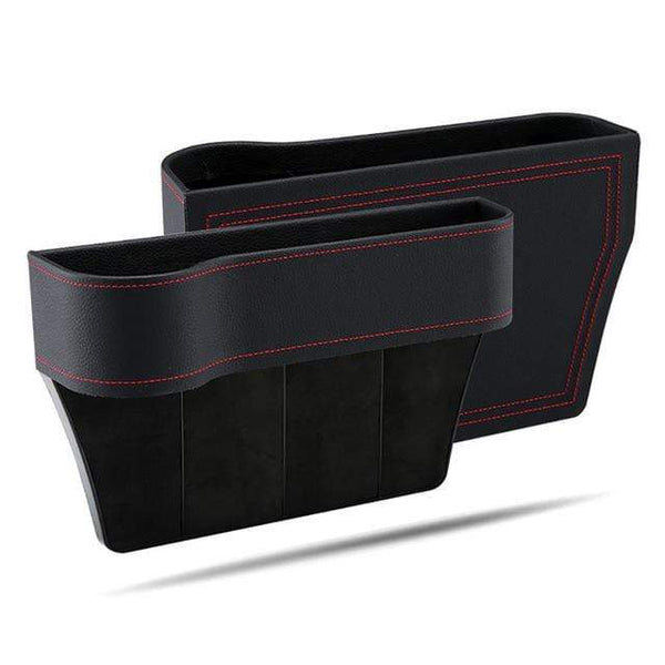 Leather Car Seat Organizer - PHONES FASHIONS