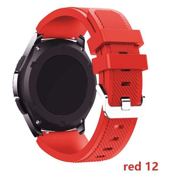 Silicone Band For Samsung Galaxy watch - PHONES FASHIONS