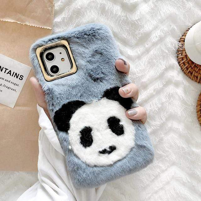 Smooth Panda Case For iPhone - PHONES FASHIONS