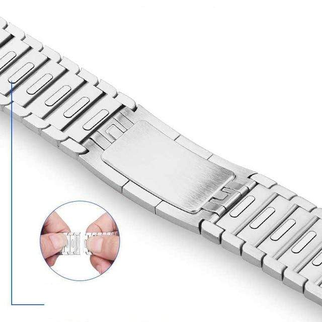 stainless steel Link For Apple Watch with Gift Box - PHONES FASHIONS