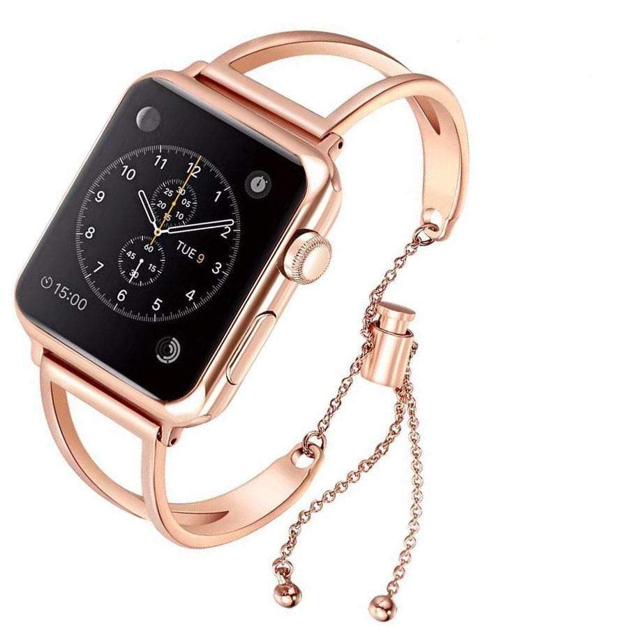 Metal Bracelet for Apple Watch - PHONES FASHIONS
