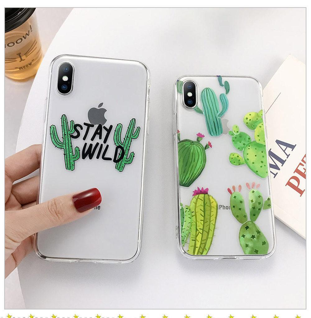 Transparent Soft iPhone Case, Elegant and Classy - PHONES FASHIONS