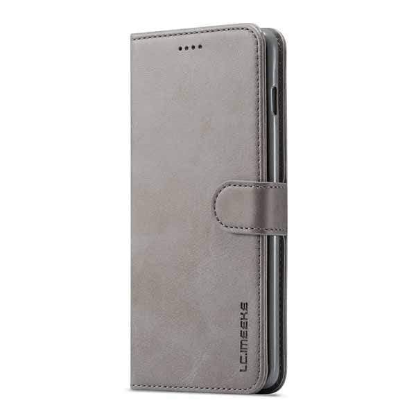 Leather Wallet Flip Case For Samsung - PHONES FASHIONS