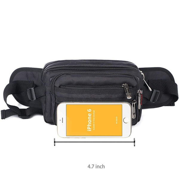 Waterproof Fanny Pack, Pouch Bags - PHONES FASHIONS