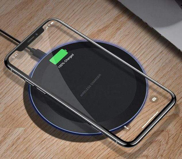 Wireless Charger Pad - PHONES FASHIONS