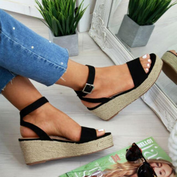 Women's High Heels Wedges Shoes (New US Edition) - PhonesFashions