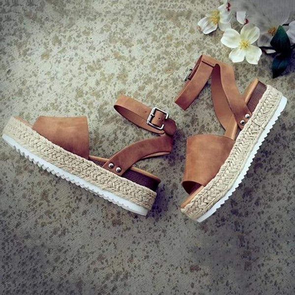 Women's High Heels Wedges Shoes - PhonesFashions