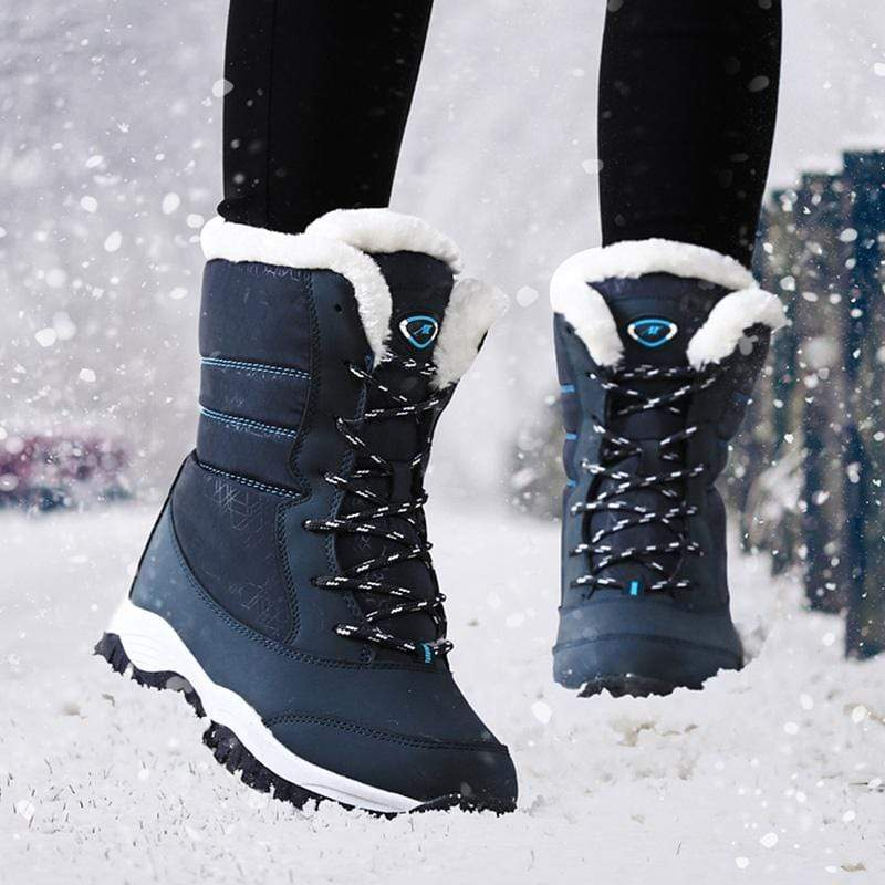 Women Waterproof Winter Snow Boots - PHONES FASHIONS