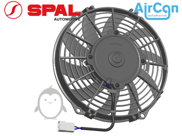 12V Spal  VA07-AP12/C-58A axial Fan/blower Ø-225mm VA07AP12C58A VA07-AP12_C-58A