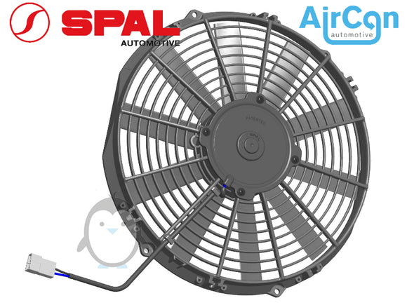 12V Spal VA11-AP8C-29A VA11AP8C29A VA11-AP8_C-29A 2080066S1A Condenser fan blower oil cooler 225mm pancake blower Webasto Diavia 62080066S1A  D255 AX12B009-S255-1SP-02 Waeco Dometic 8880500046 1209004 Coldchain Autoclima Thermoking Carrier
