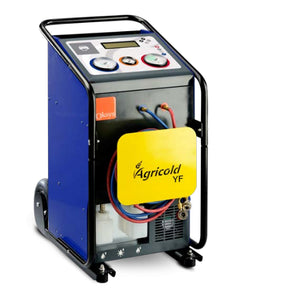 OKYSY AGRICOLD-YF - Air Con Automotive-R1234yf Recovery/recycle/recharge unit, R1234yf recovery unit, agri air con machine