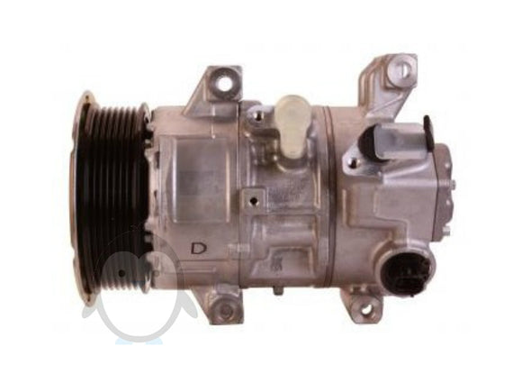 Toyota avensis D4D compressor GE447280-6560, GE447260-1258, GE447260-1255, DCP50301, DCP50035, 88310-42280, 88310-42260, 88310-42250, 88310-02400, GE447280-6610, GE447260-1257, GE447260-1256, GE447260-1254, GE447260-1253, GE447260-1252, GE447260-1251, GE447260-1250, GE447190-5200, 8FK-351-125-221, 8FK351125221, 51-0801, 447280-6610, 447280-6560, 447260-1258, 447260-1257, 447260-1256, 447260-1255, 447260-1254, , 447260-1252, 447260-1251, 447260-1250
