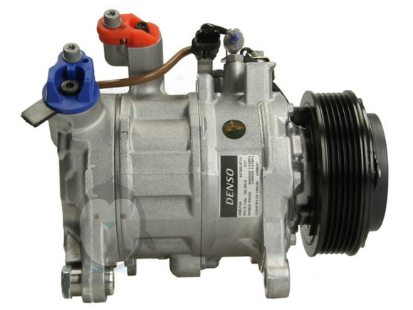 BMW air conditioning compressor 64529223694, 64529225703, 64506805070, 64529216466, 64529399059 Denso 6SBU14A, DCP05095
