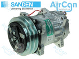 CASE-IH AIR CONDITIONING COMPRESSOR 84018077, 84018078, 84056429, 8964678, 89831427, 89831429, 84039022, 89831429, 84011595, 060506146
