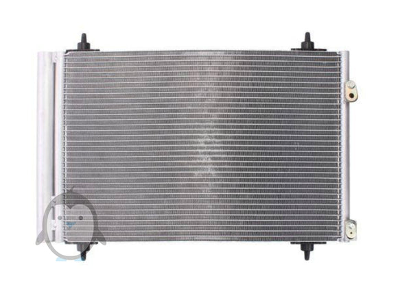 Citroen air conditioning condenser 6455EW 6455GG 6455GL 6455HJ 6455HK 6455CX 6455EV 6455GH 6455HN 6455HT 96825319 9650545480