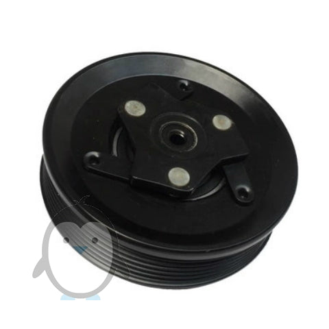 Seat air con compressor clutch pulley 5K0820803E, 5K0820803A, 5K0820803, 01141228, TSP0155997, TSP0155372, TSP0155465