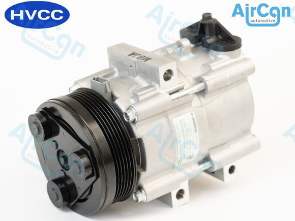 Ford-Agri / New Holland 5640, 6640, 7740, 7840, 8340 air conditioning Compressor reference 82001879, 4R3Z19V703AA, 206A53, 501-262, 40440206, 89718, 108674, S.106699