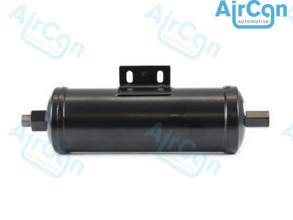 John Deere 5M / 20 / 30 series air conditioning receiver drier references AL163559, AL220791, 60652278, 1211338, DFD99523, ARD-1043, 803-4411, 2700-79506, 221A70, 13750121, 800562N, 83640, DFD99523, 33331, 31-1033, ARD1043, 8034411, 270079506